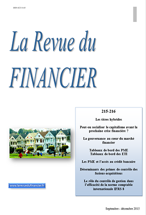 la revue du financier